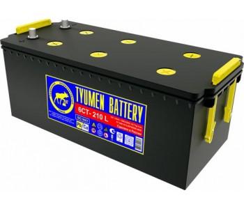 Батарея аккумуляторная свинцовая стартерная 6СТ-210L PREMIUM ЭКСПОРТ изделие 106-03